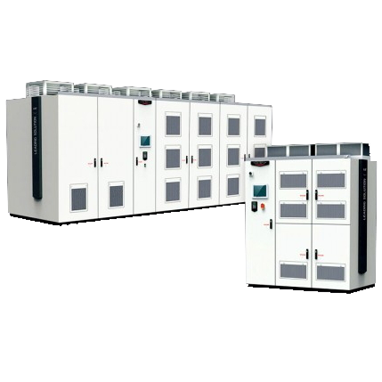 Medium voltage drives market information